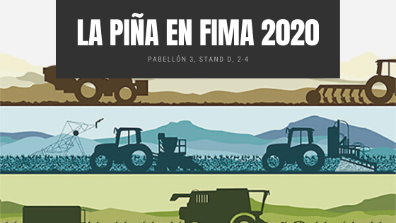 La Piña en FIMA 2020
