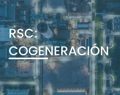RSC: COGENERACIÓN